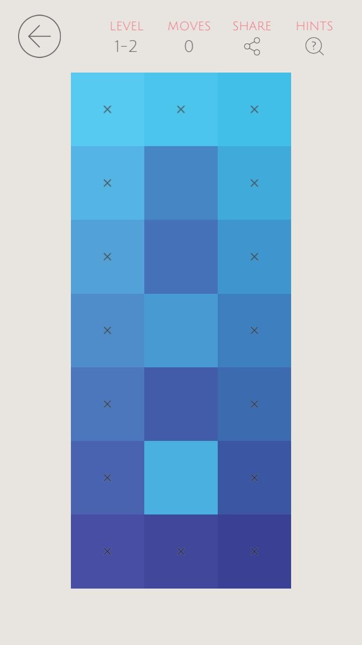 Color Gallery скриншот 1