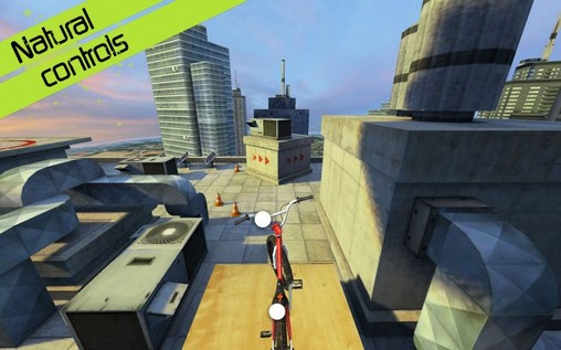 Touchgrind BMX para Android