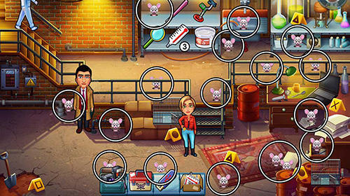 Parker and Lane: Criminal justice für Android