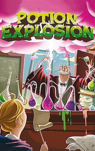 Potion explosion screenshots