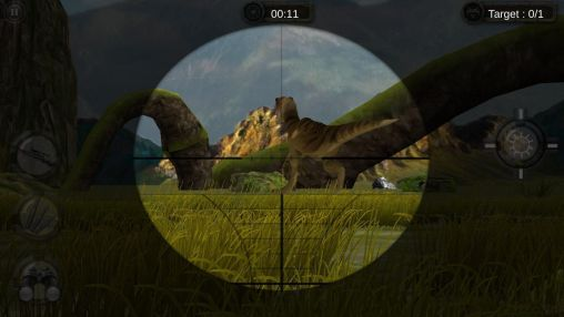 Jurassic hunt 3D für Android