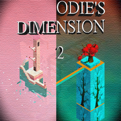 Odie's Dimension II: Isometric puzzle android game ícone
