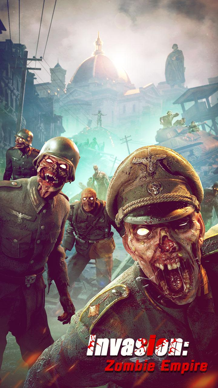 Invasion : Zombie Empire capture d'écran 1