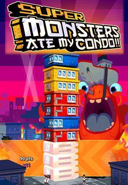 logo ¡Los Super Monstruos se comieron mi casa!