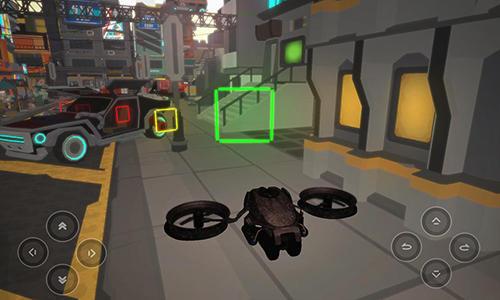 Arcade-Spiele Fly drone simulator extreme für das Smartphone
