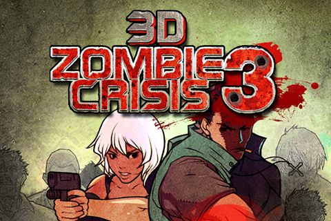 logo 3D Zombie Krise 3