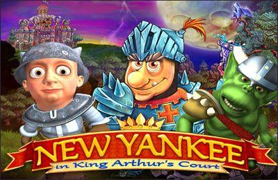logo Les Nouvelles Aventures de Yankee à la cour du Roi Arthur