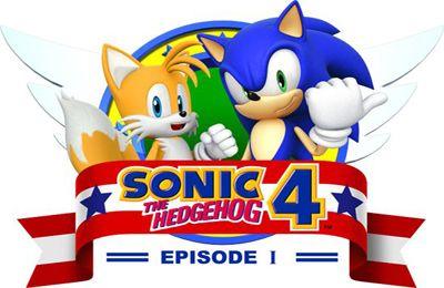 logo Sonic der Igel 4 Episode I