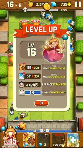Monster breaker hero Screenshot