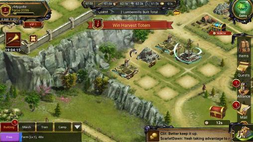 Onlinespiele: Lade Krieg der Throne auf dein Handy herunter