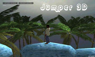 Jumper 3D Symbol