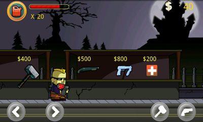 Arcade Zombie Village für das Smartphone