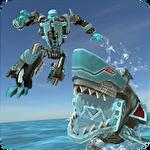 Robot shark Symbol