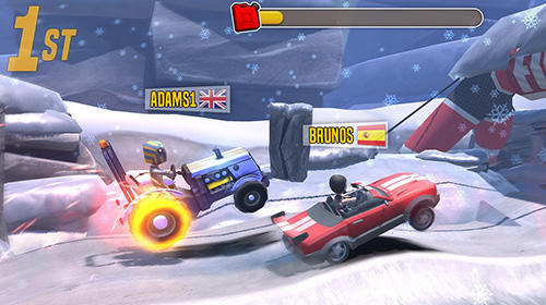 Max up: Multiplayer racing screenshot 1