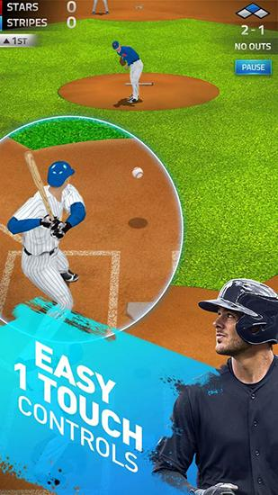 Tap sports: Baseball 2016 für Android