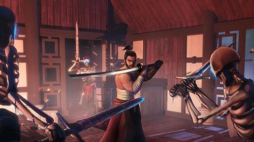 动作 Takashi: Ninja warrior智能手机