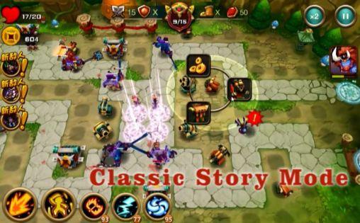 Arcade Demon avengers TD for smartphone