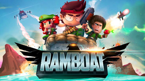 Ramboat: Hero shooting game скріншот 1