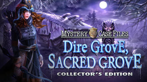 Mystery castle files: Dire grove, sacred grove. Collector's edition Screenshot