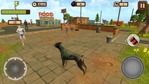 Doggy dog world für Android