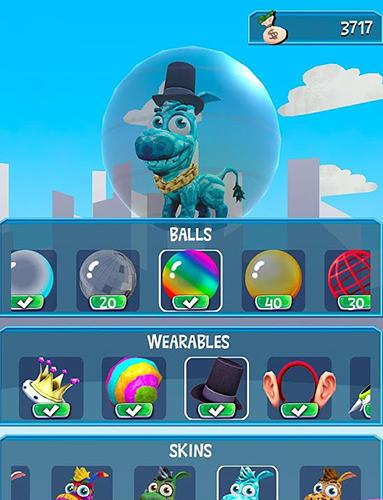 Arcade-Spiele Ballarina für das Smartphone