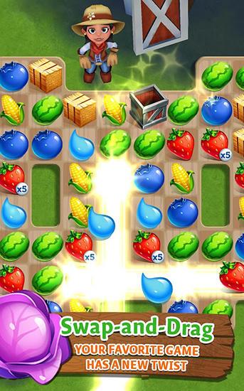 Farmville: Harvest swap pour Android