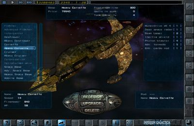 Imperium Galactica 2 auf Deutsch