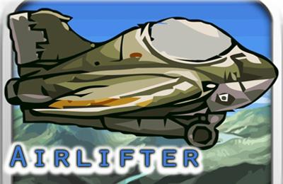 логотип Военно-транспортный самолёт