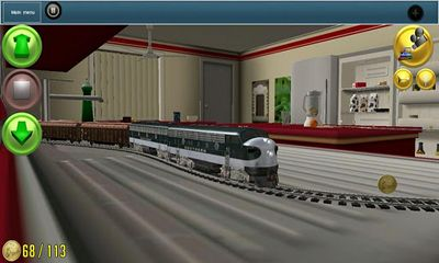 My First Trainz Set capture d'écran