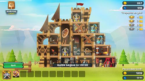 Castle revenge Screenshot