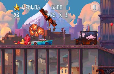 Demolition Dash HD for iPhone for free