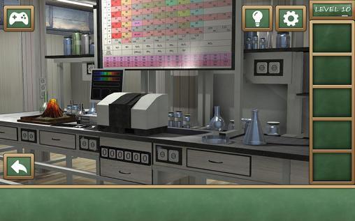 High school escape скриншот 1