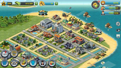 City island 3: Building sim для Android