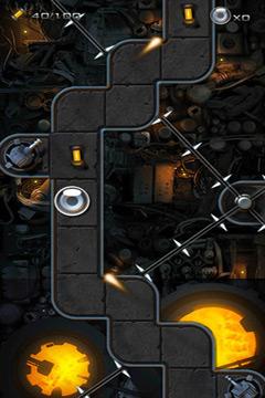 Nébulosité noire - Premier épisode pour iPhone gratuitement