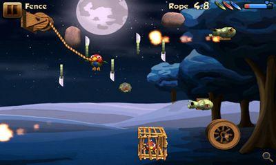 Juegos de arcade Rope Rescue para teléfono inteligente