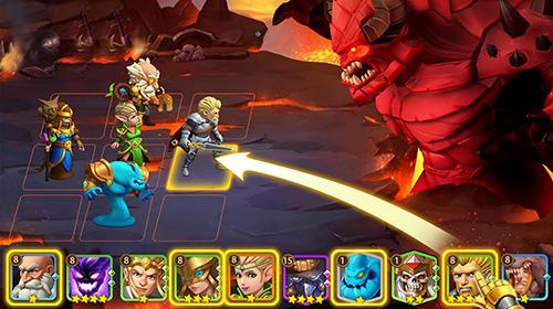 Strategische RPG-Spiele Terra Dei auf Deutsch