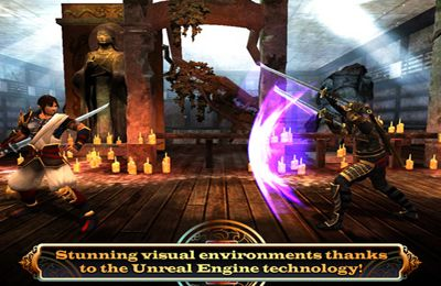 Screenshot Blade Lords on iPhone