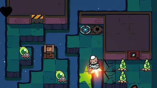 Arcade-Spiele Fury turn für das Smartphone