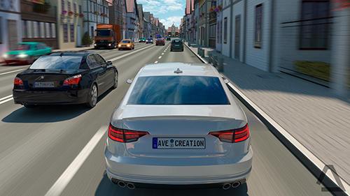 Driving Zone: Deutschland für iPhone