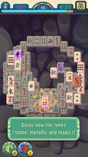Mahjong village for Android
