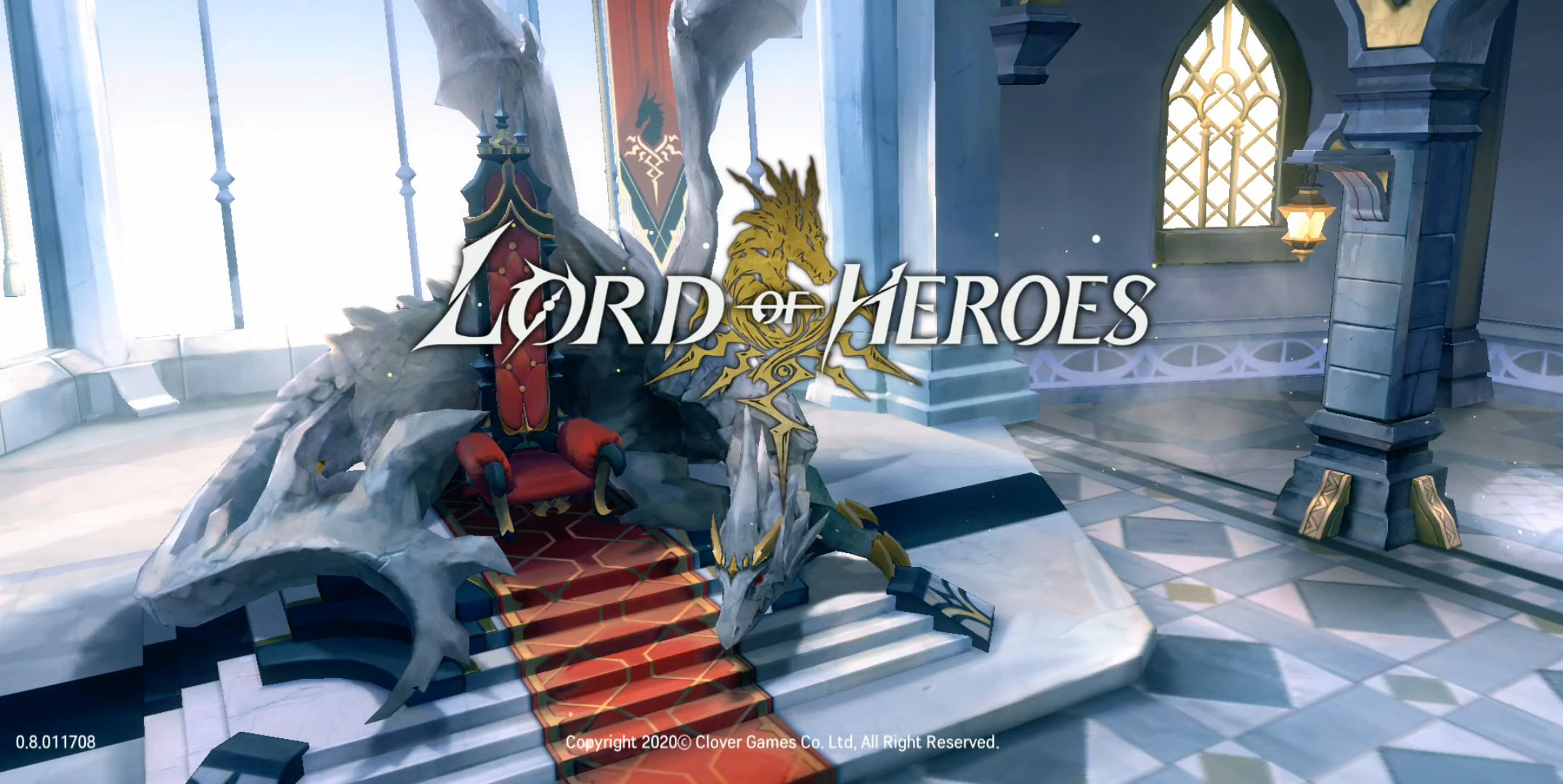 Lord of Heroes スクリーンショット1