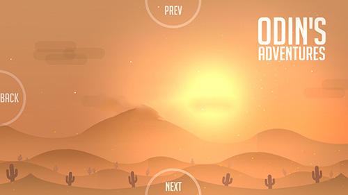 Arcade Odin's adventures für das Smartphone