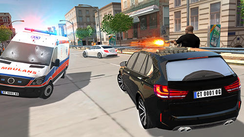 Crime traffic para Android