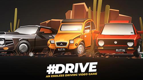 Drive: An endless driving video game скріншот 1