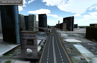 Flugsimulator Las Vegas für iPhone