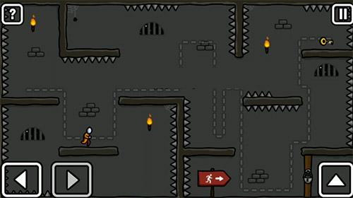 Аркады: скачать One level 2: Stickman jailbreakна телефон