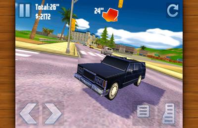 Водитель катафалка 3Д для iPhone бесплатно