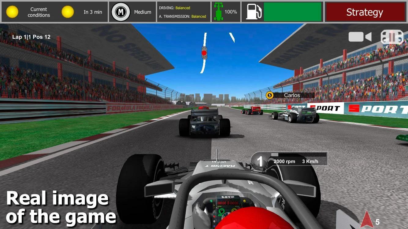 Fx Racer capture d'écran 1