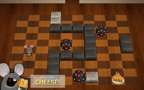 Schieb den Käse für iPhone