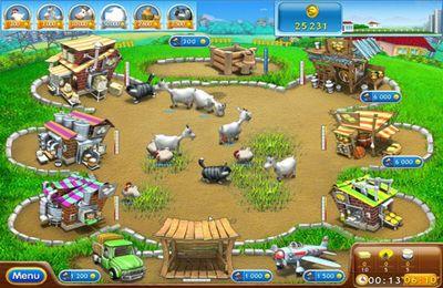 Экономические игры Farm Frenzy 2: Pizza Party HD на русском языке